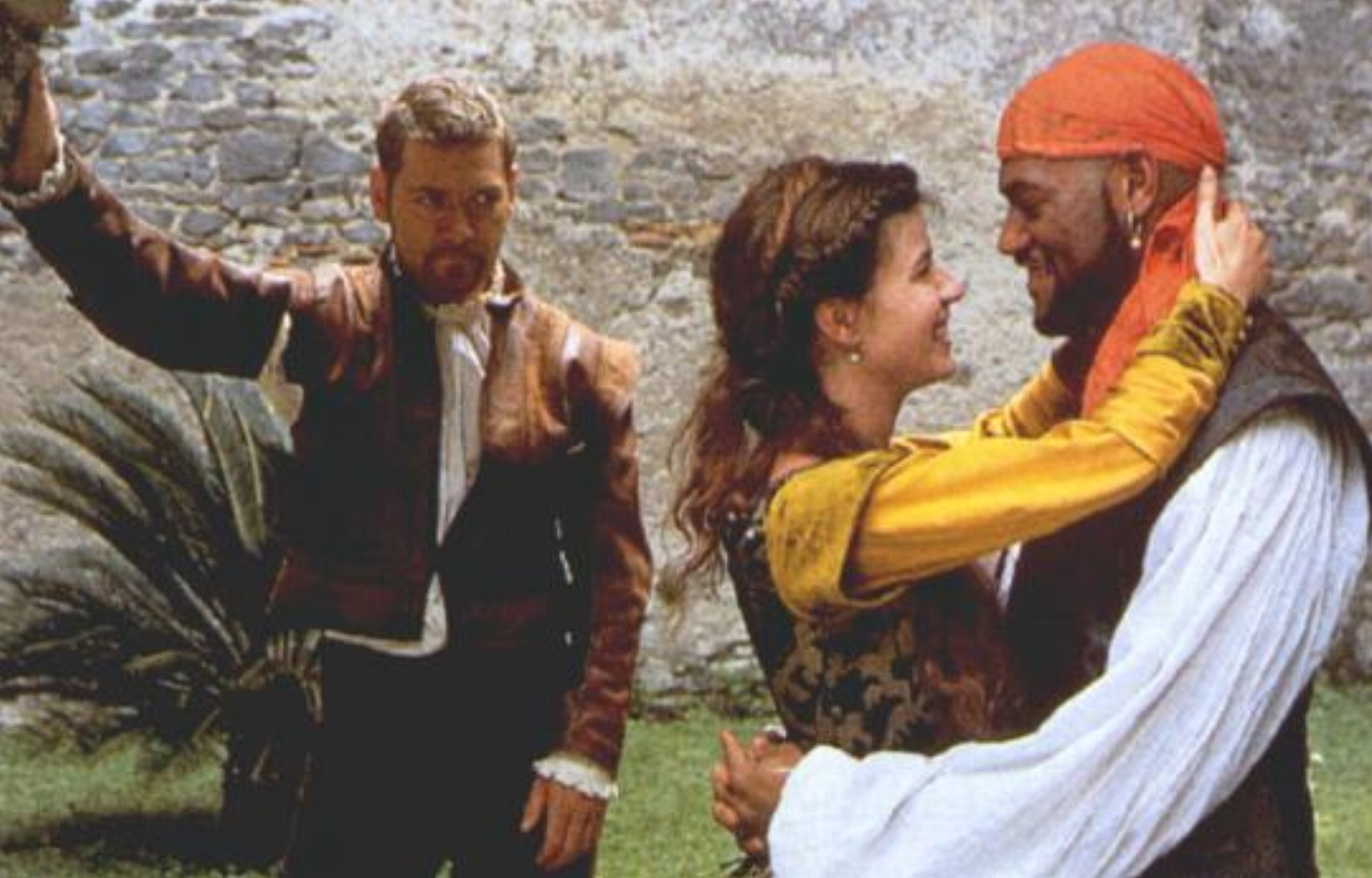othellos relationship with iago Furthermore, how does iago characterize desdemona's and othello's relationship through his eyes, is their relationship one of love or lust and how would this point of view affect brabantio, a proud father of a much-cherished daughter.
