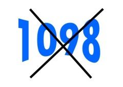 No on 1098