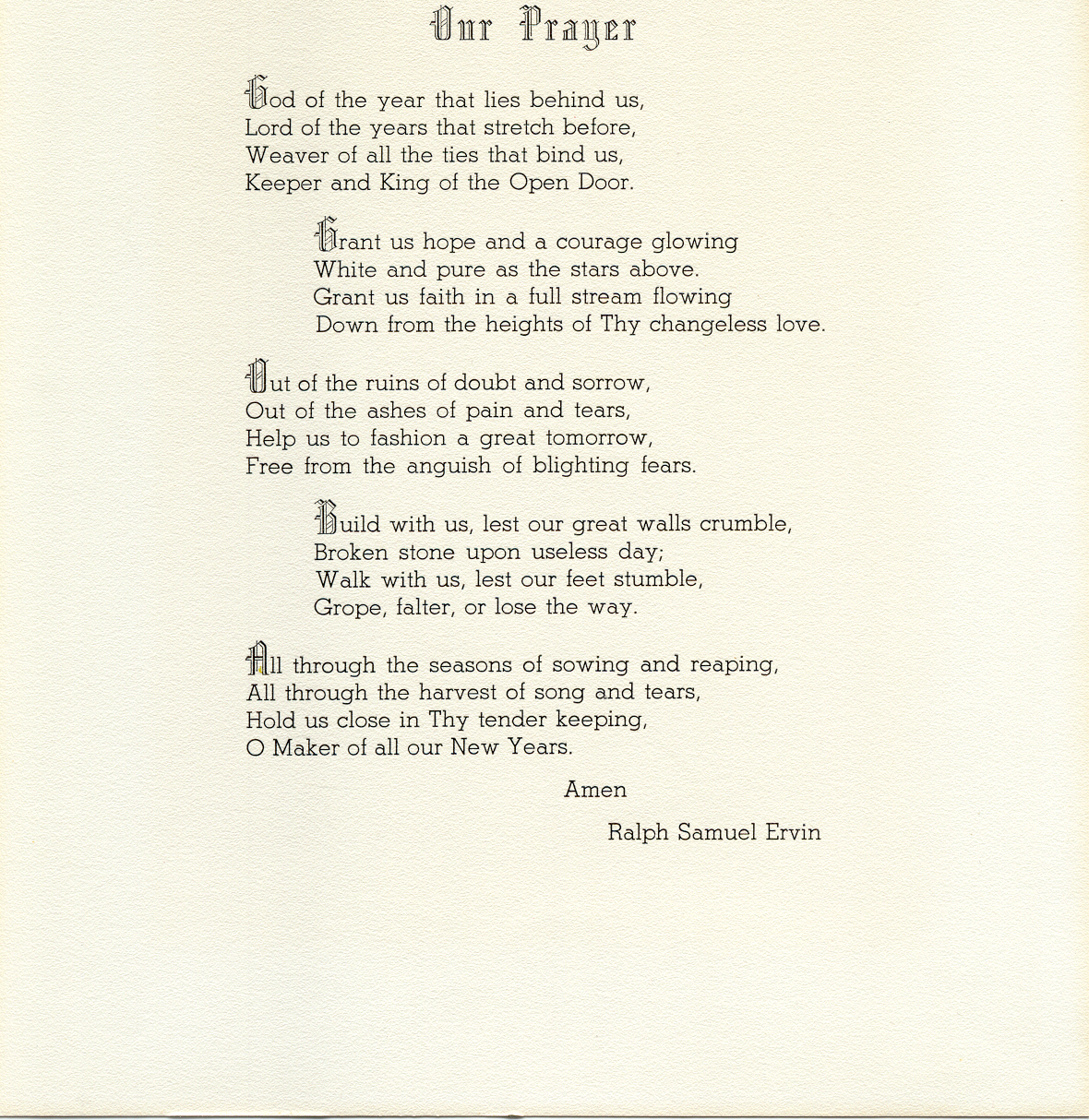 New Year\'s Poem   Truth, Justice, and All-American Allergen-Free ...