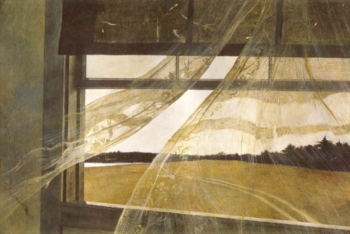 Andrew Wyeth, Wind from the Sea