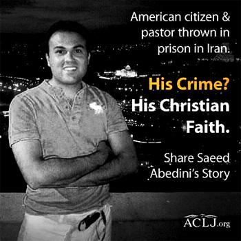 Saeed Abedini ACLJ