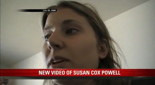 Susan Cox Powell, 2008. Click on image to view video. From http://fox13now.com.