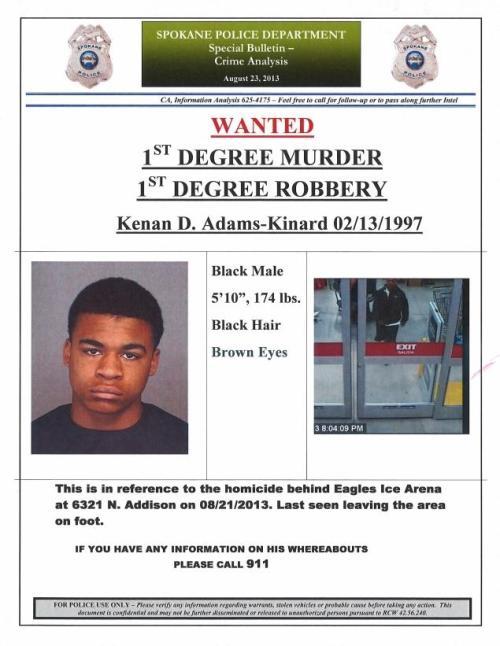 Belton Murder Suspect