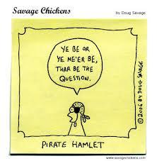 Pirate Hamlet