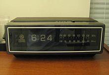 Vintage Alarm Clock Radio