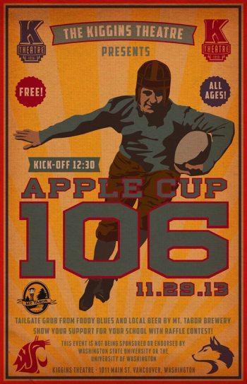 WSU Vancouver Apple Cup