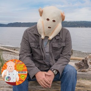 Archie McPhee Turkey Mask