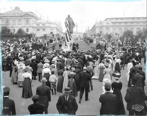 Washington Statue Unveiling 6-14-1909