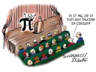 Pi Circles