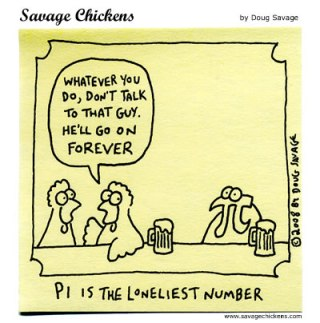 Pi Savage Chickens