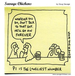 Pi Savage Chickens