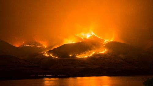 Central WA Fires 7-14 1