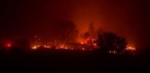 Central WA Fires 7-14 3