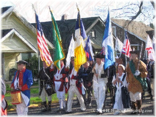 Auburn Veterans Day Parade 2014 1