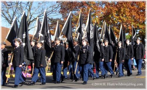 Auburn Veterans Day Parade 2014 12