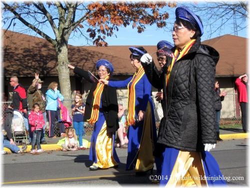 Auburn Veterans Day Parade 2014 15