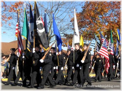 Auburn Veterans Day Parade 2014 17