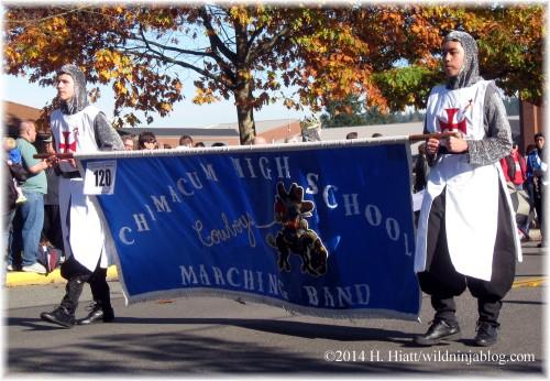 Auburn Veterans Day Parade 2014 18