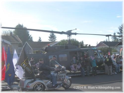 Auburn Veterans Day Parade 2014 2