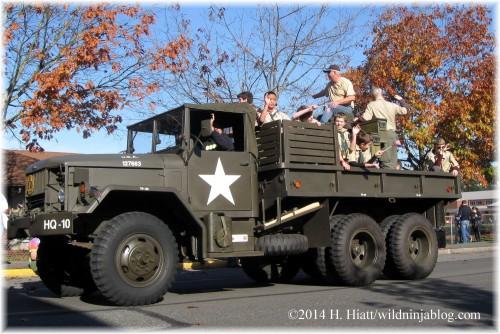 Auburn Veterans Day Parade 2014 26