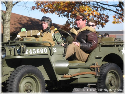Auburn Veterans Day Parade 2014 27