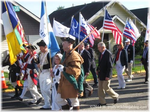 Auburn Veterans Day Parade 2014 29