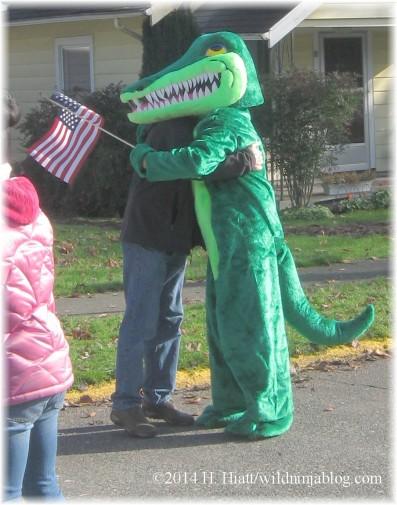 Auburn Veterans Day Parade 2014 32