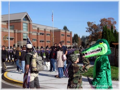 Auburn Veterans Day Parade 2014 33