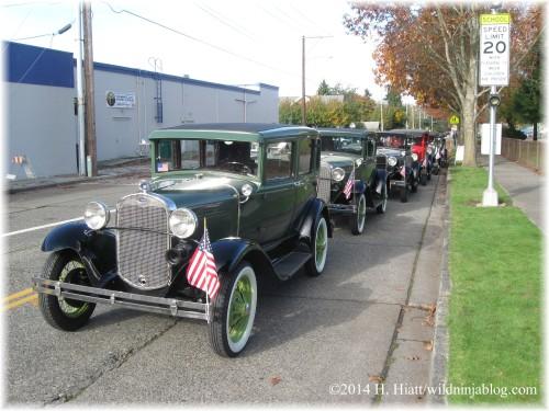 Auburn Veterans Day Parade 2014 37