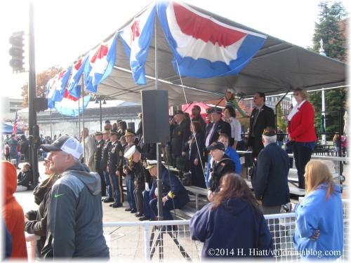 Auburn Veterans Day Parade 2014 41