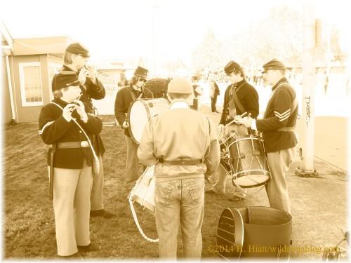 Auburn Veterans Day Parade 2014 5