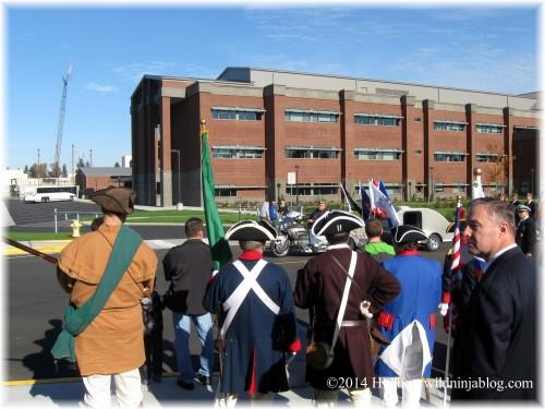 Auburn Veterans Day Parade 2014 6