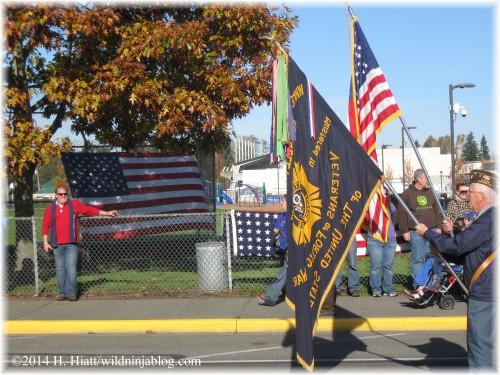 Auburn Veterans Day Parade 2014 9