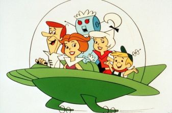 Jetsons' Flying Car