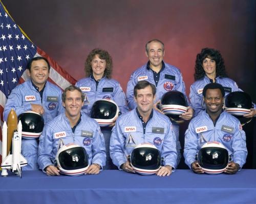 Challenger Crew - NASA