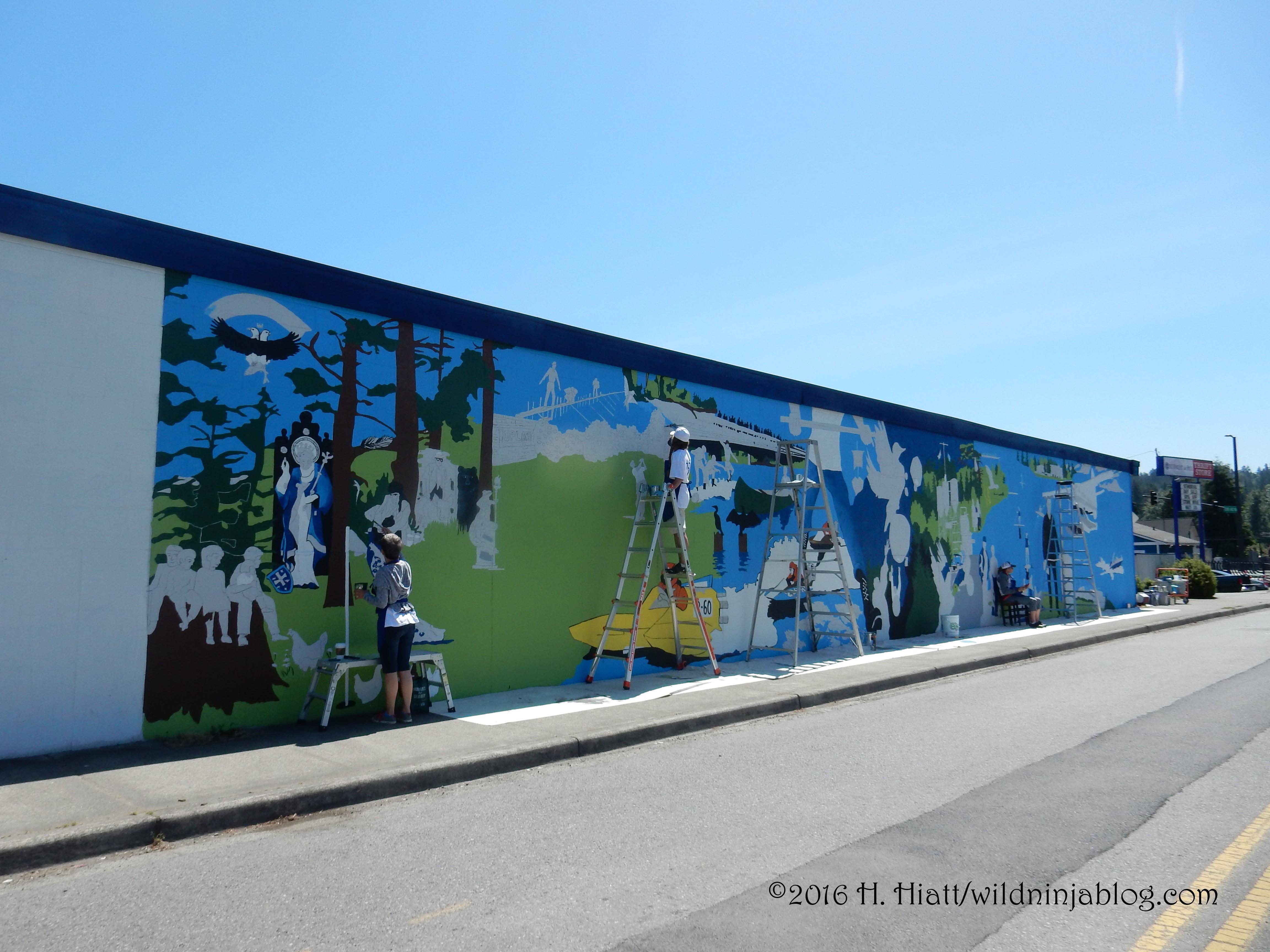 Kenmore Mural 5-12-16 1