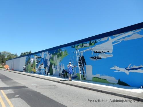 Kenmore Mural 5-12-16 3
