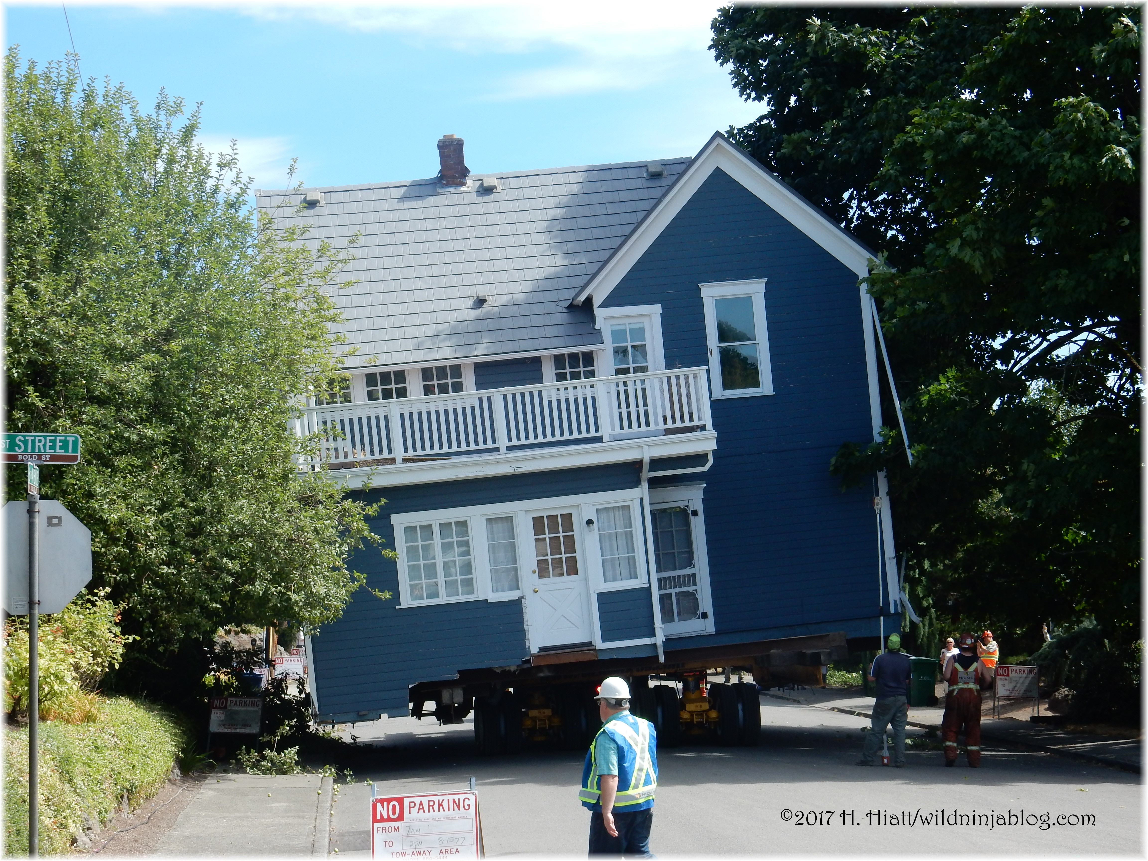 Trueblood House 8-17 17