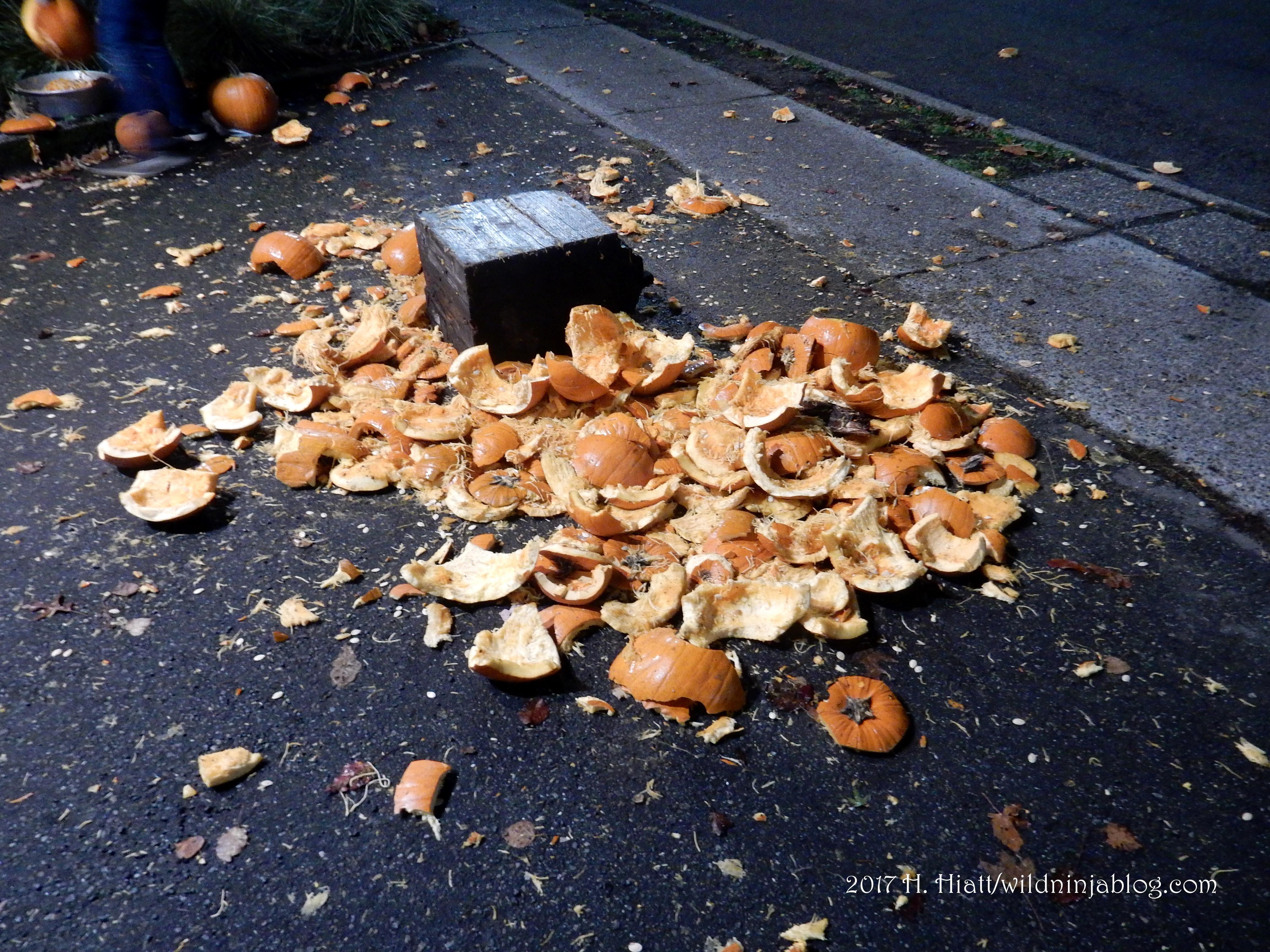 Pumpkin Smash 4