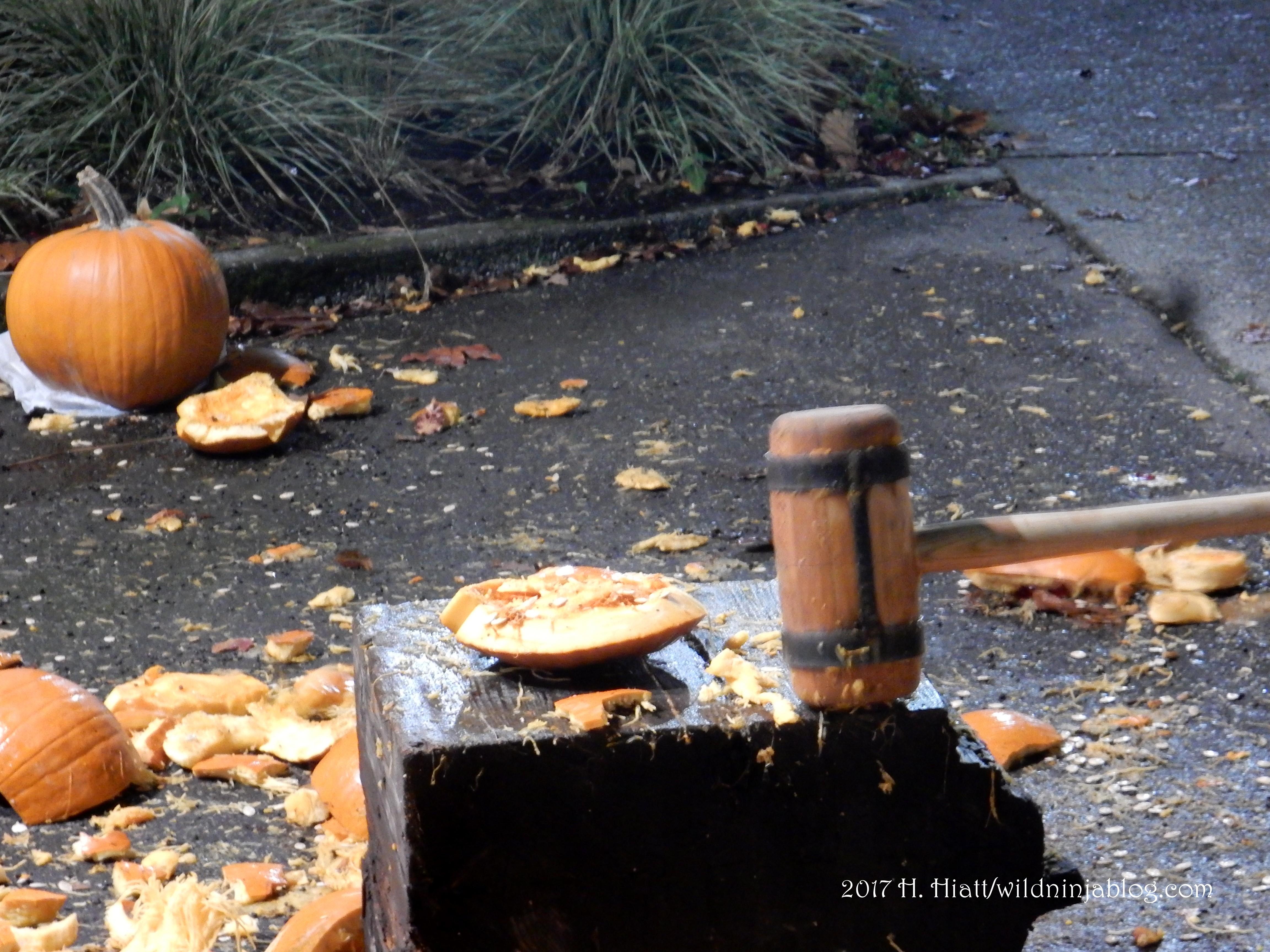 Pumpkin Smash 9